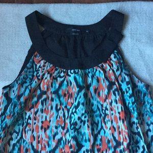 Vertigo size m multicolor dress